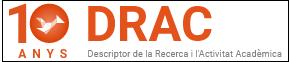 Logo DRAC 10 anys amb marc
