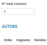 Nombre total coautors