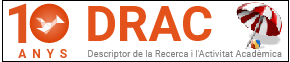 Logo DRAC 10 anys platja amb marc